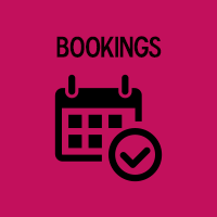Bookings of Library Facilities